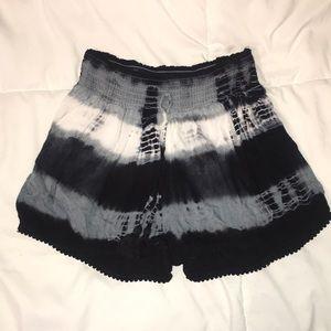 Like New Tie-Dye Shorts